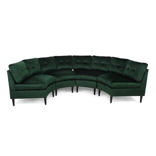 Mercer41 Navin Modular Sectional