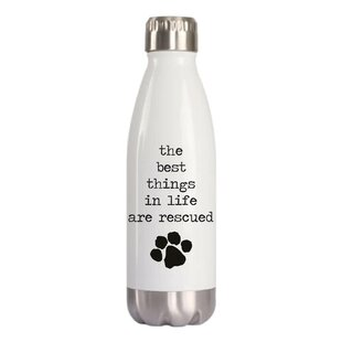 Jerlene Rescued 16 oz. Stainless Steel Water Bottle