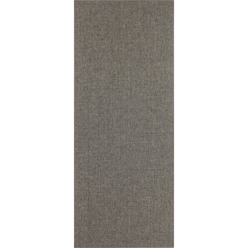 Limo Brown Rug Union Rustic Rug Size: Runner 80 x 400cm