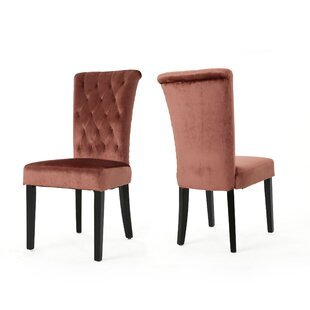 Normanton Upholstered Dining Chair (Set of 2)