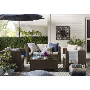 Hand-Woven Gray Indoor/Outdoor Area Rug
