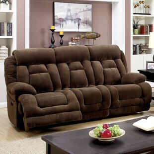 Lammers Reclining Sofa by Darby Home Co Looking for