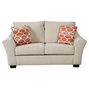 Booker Nuvella Loveseat