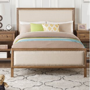 Doyal Upholstered Panel Bed by Darby Home Co