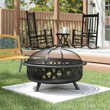 Derbyshire Steel Wood Burning Fire Pit