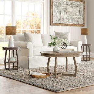 Easton 3 Piece Coffee Table Set