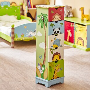 Big Save Sunny Safari 5 Drawer Semainier by Fantasy Fields Reviews (2019) & Buyer's Guide