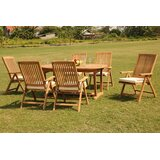 Everson 7 Piece Teak Dining Set