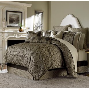 Imperial Comforter Set by Michael Amini