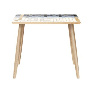 Reviews Mcvicker End Table by Ivy Bronx