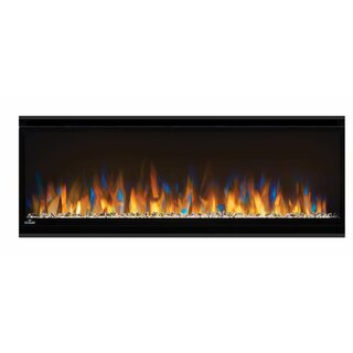 Alluravision Recessed Wall Mounted Electric Fireplace by Napoleon SKU:AA504406 Guide