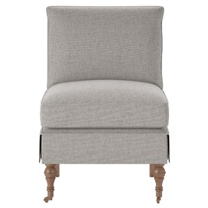 Dana Slipper Chair by Wayfair Custom Upholstery?