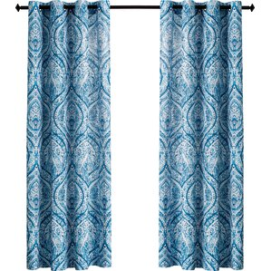 Great Anding Curtain Panels (Set Of 2)