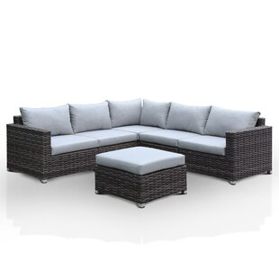Pieper Contemporary 2 Piece Outdoor Set by Brayden Studio