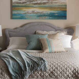 Rosana Upholstered Panel Headboard by Wholesale Interiors