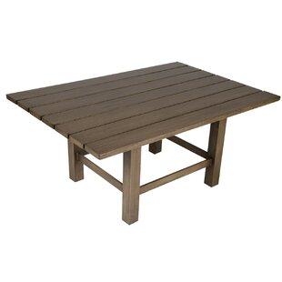 Woodard Augusta Woodlands Rectangular Coffee Table