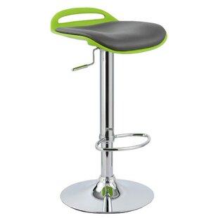 Beckham Adjustable Height Swivel Bar Stool (Set of 4) by Vandue Corporation