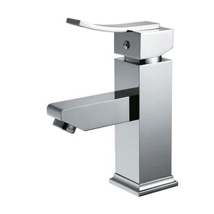 Eviva Bevera Single hole Bathroom Faucet with Drain Assembly