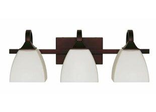 Winston Porter Wooten 3-Light Vanity Light