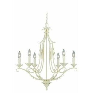 Astoria Grand Pucklechurch 6-Light Chande..