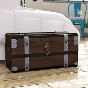 Collins Steel Band Trunk