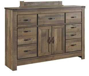Reviews Rawtenstall 7 Drawer Combo Dresser by Three Posts Reviews (2019) & Buyer's Guide