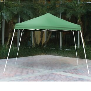 12 Ft. W x 12 Ft. D Steel Pop-Up Canopy by ShelterLogic