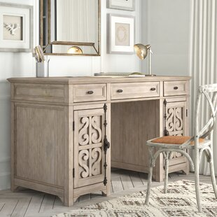 Ellenton Executive Desk by Greyleigh Sale