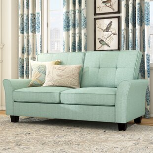 Reviews Mcneely Loveseat by Darby Home Co Reviews (2019) & Buyer's Guide