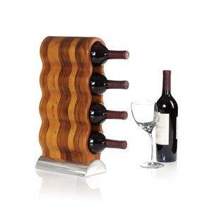 Curvo 4 Bottle Tabletop Wine Rack by Namb?