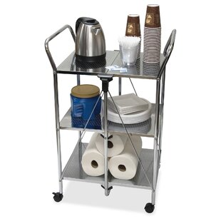 Click-N-Fold Bar Cart
