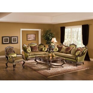 Milania 2 Piece Coffee Table Set