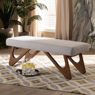 Lynd Upholstered Bench By George Oliver