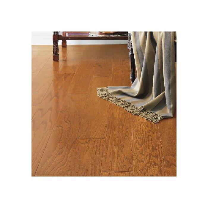 Oak 3 8 Thick X Wide Varying Length Water Resistant Engineered Hardwood Flooring