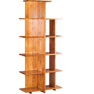 Joshua Low Right Standard Bookcase