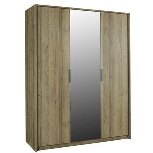 Mcwhorter 3 Door Wardrobe By Brayden Studio
