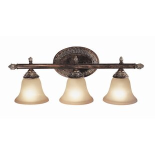 Woodbridge Lighting Worthington 3-Light Vanity Light