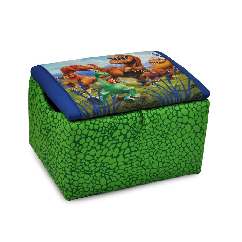KidzWorld Disney s the Good Dinosaur Toy Storage Bench  8967627ca