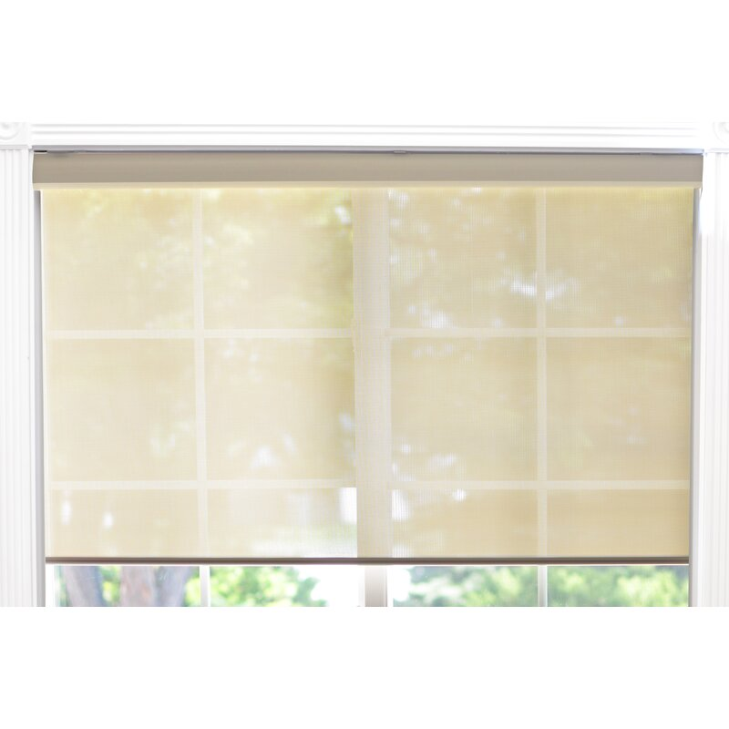 interior motorized roller shade - Motorized Roller Shades
