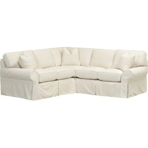 Portia Sectional by Klaussner Furniture