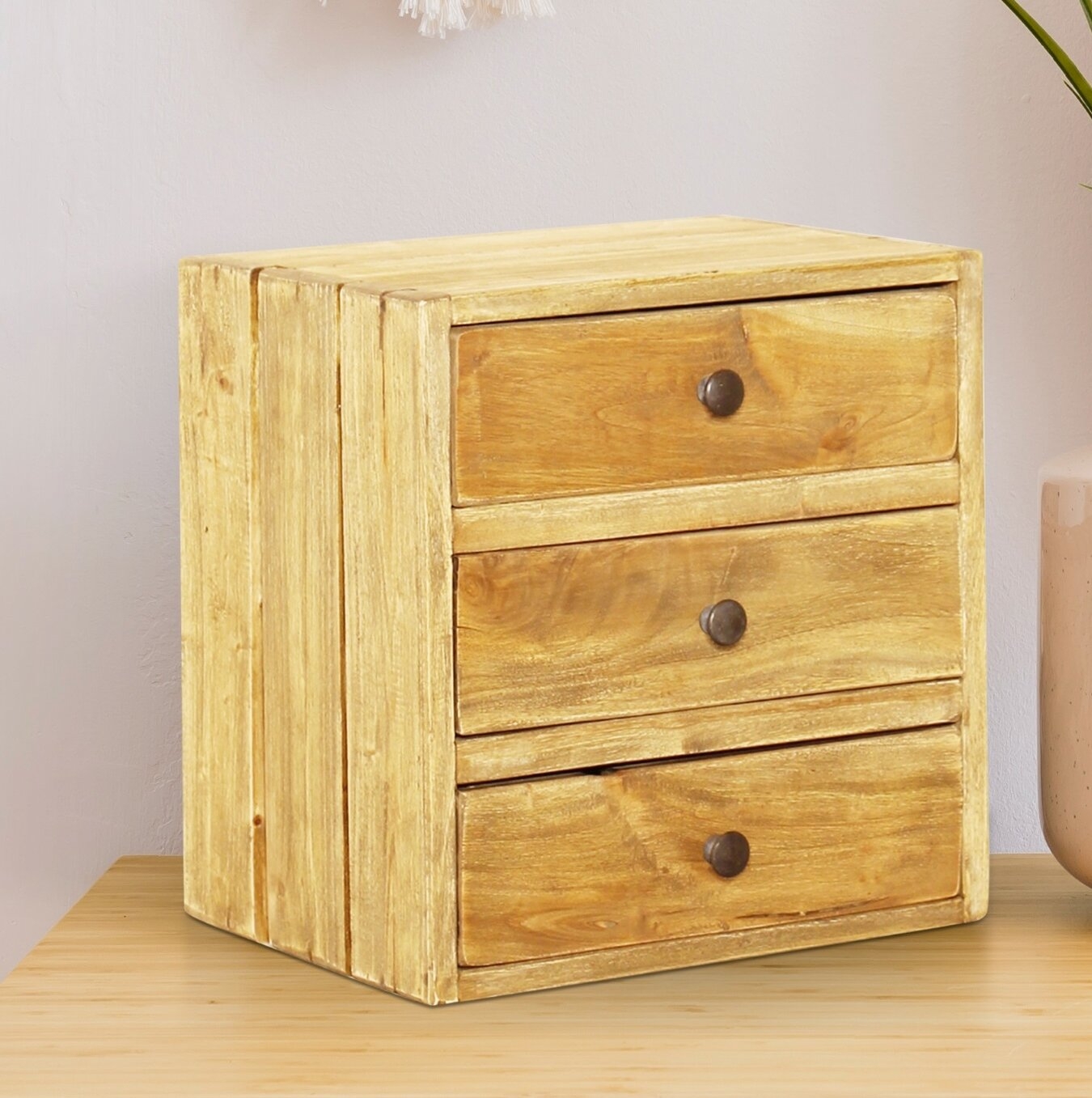 Millwood Pines Montijo Jewelry Box Wayfair