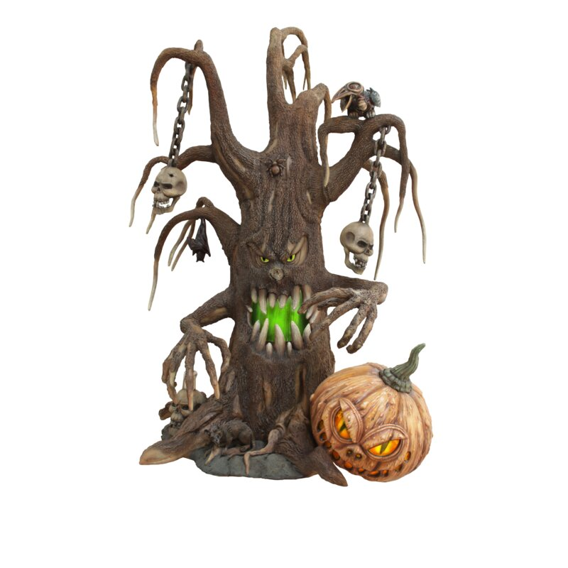 Queens Of Christmas 9 Scary Tree Wayfair