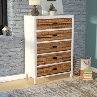 Mercury Row Bendigo 5 Drawer Chest Image