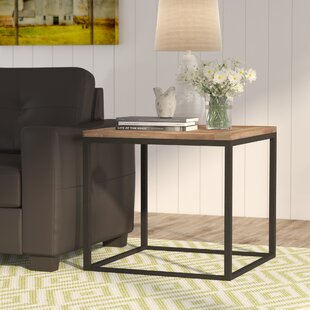 Rouen End Table by August Grove