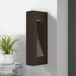 Reviews Adele 2-Light Outdoor Flush Mount By Wade Logan