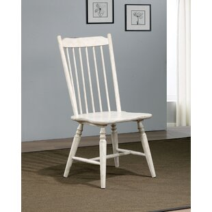 Rensselear Solid Wood Dining Chair (Set of 2)