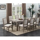Engles 9 - Piece Dining Set by One Allium Way®