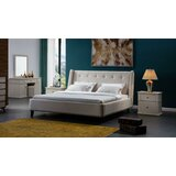 Stalter Upholstered Platform Bed by Canora Grey