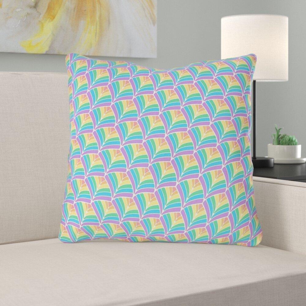 Latitude Run Avicia Indoor Outdoor Throw Pillow Wayfair
