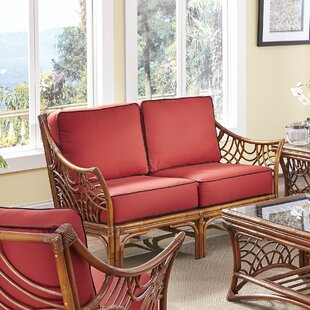 Rainey Solid Loveseat